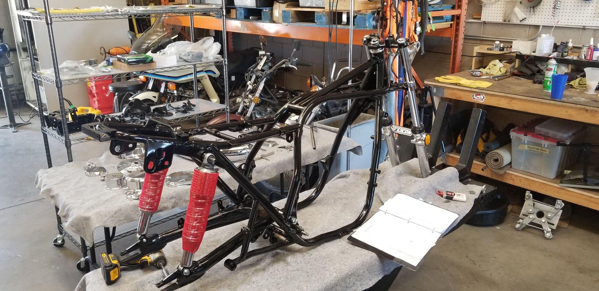 Almost looks like a bike!