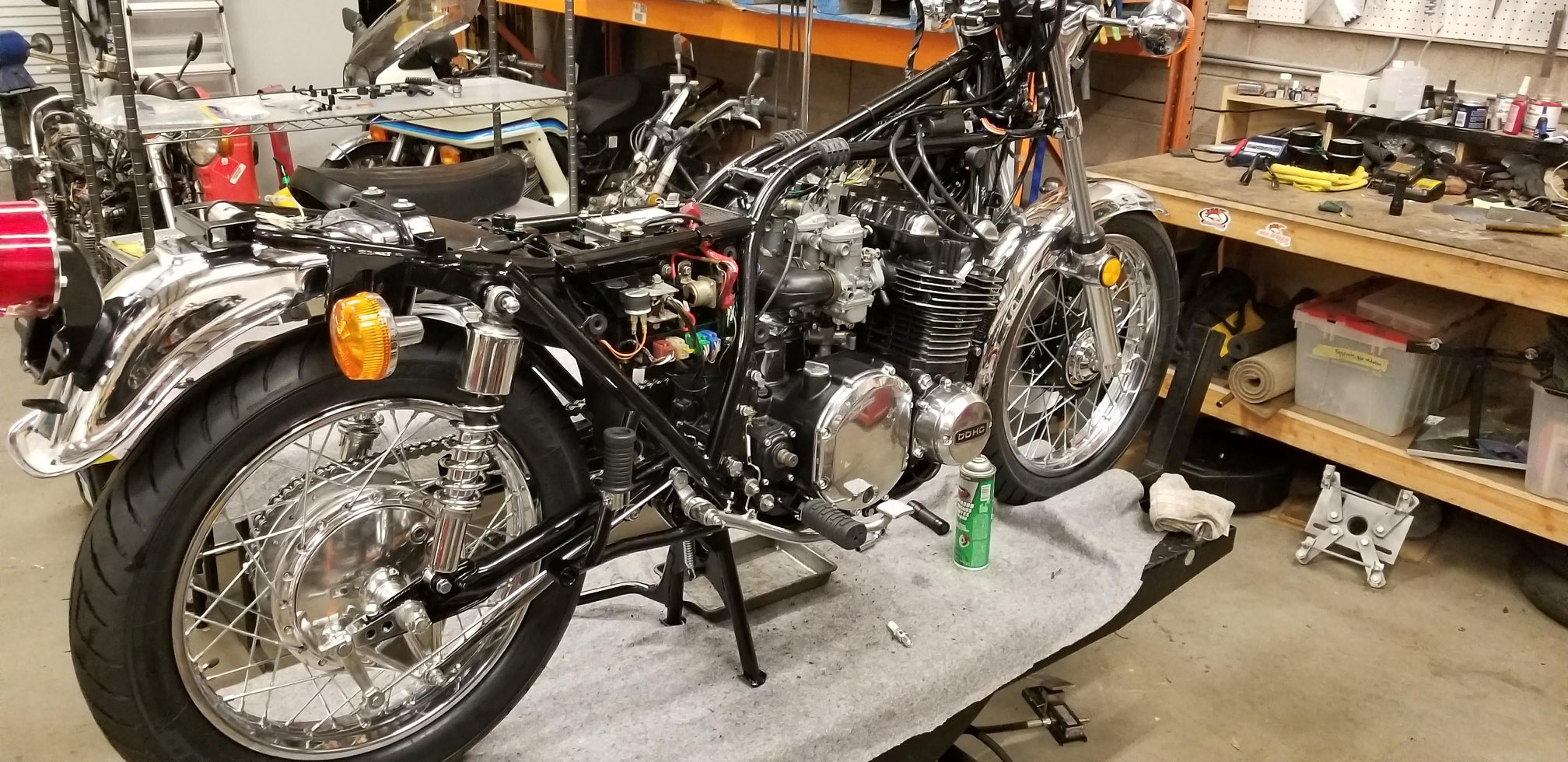 THAT looks like a bike!