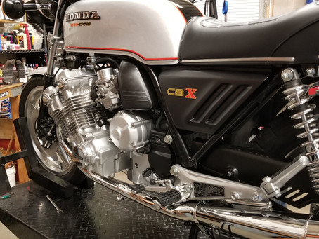 The 10-Footer '79 Honda CBX