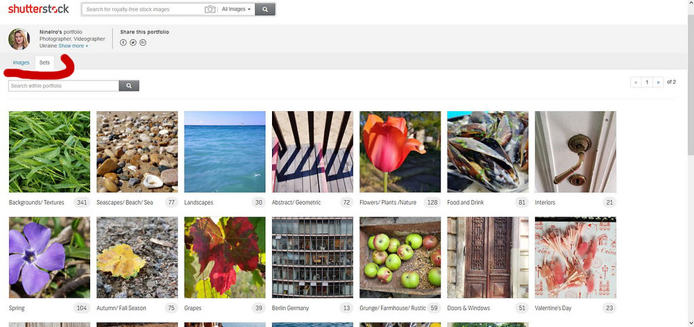 Shutterstock Contributor Ninelro