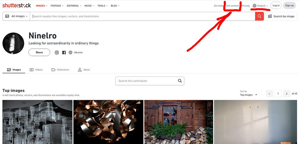 How to Become Shutterstock Contributor
