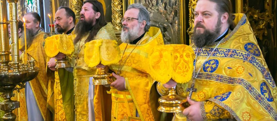 Братское совещание духовенства Солнечногорского благочиния
