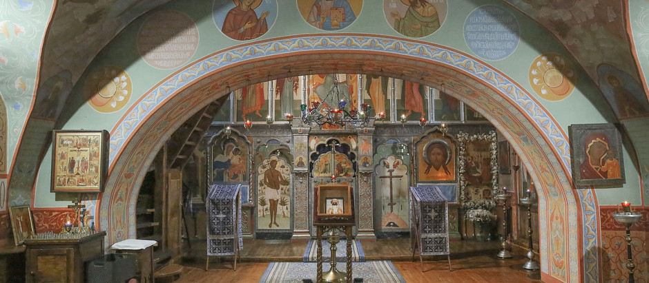 История Богородицерождественского храма