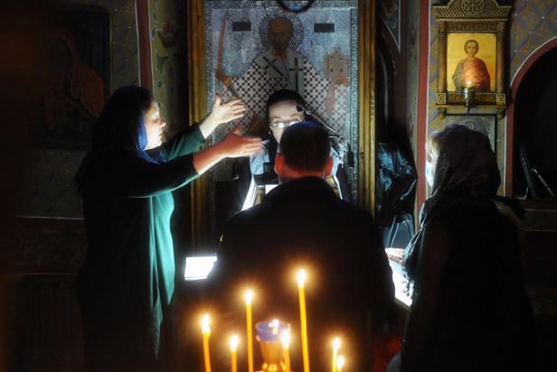🕯 Великий покаянный канон преподобного Андрея Критского