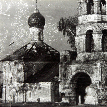 Реставрация храма 1967-1969 годов