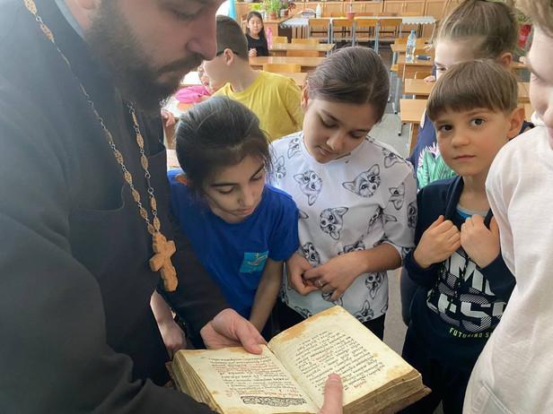 День православной книги в Луневской СОШ
