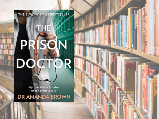 The Prison Doctor (Amanda Brown) - Book Review