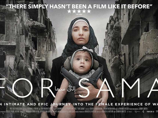 For Sama (2019) - Film Review