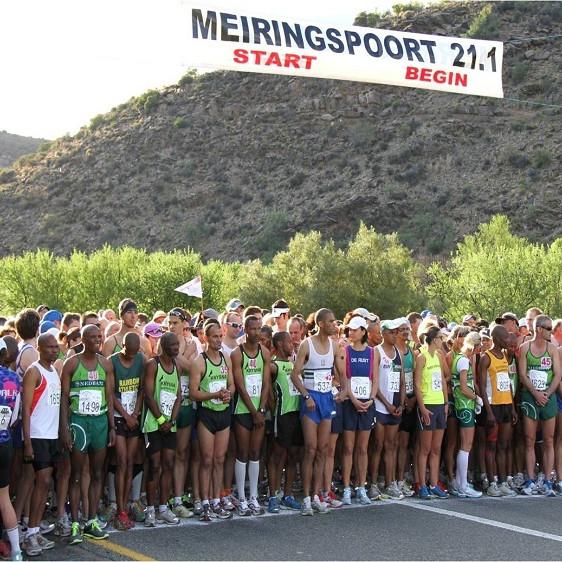 Meiringspoort Half-Marathon 2021