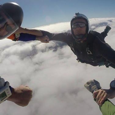 53. Skydive Oudtshoorn