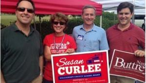 Glen Casada, Susan Curlee, and the Registry