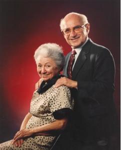 Milton and Rose Friedman