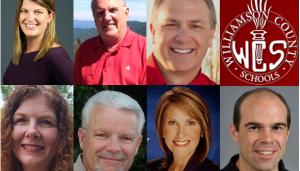 District 4 Interim School Board Candidates