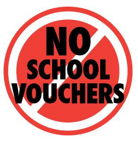 Just Say No to Vouchers