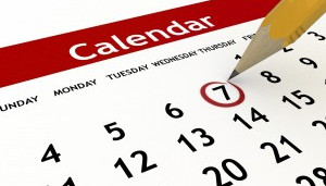 2016 WCSB Election Calendar