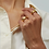 Thumbnail: Jenny Bird: Double Dune Ring