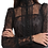 Thumbnail: In Earnest: Victorian Lace Top in Black