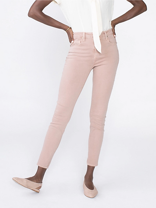 Unpublished: OLIVIA High Rise Skinny in Blush