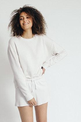 Perfect White Tee:  Layla Sugar Shorts