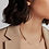 Thumbnail: Jenny Bird: Priya Snake Chain Necklace