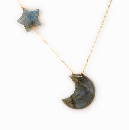 Taylor and Tessier: Luna Necklace