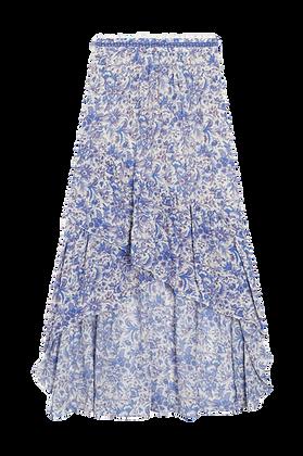 ba&sh: billie |  Floral Maxi Dress