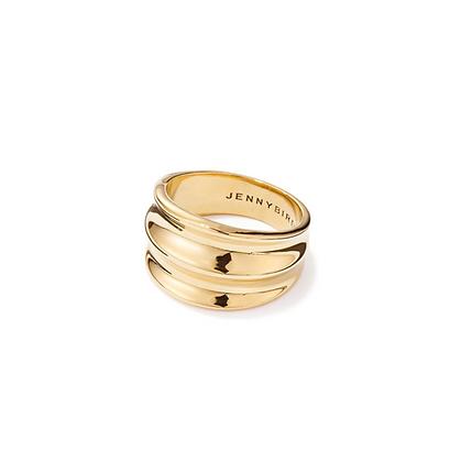 Jenny Bird: Double Dune Ring