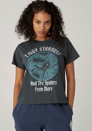 Day Dreamer: Ziggy Stardust Spider Reverse Girlfriend Tee