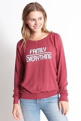 Goodhyouman: Sweatshirt Chelsea Family/Everything