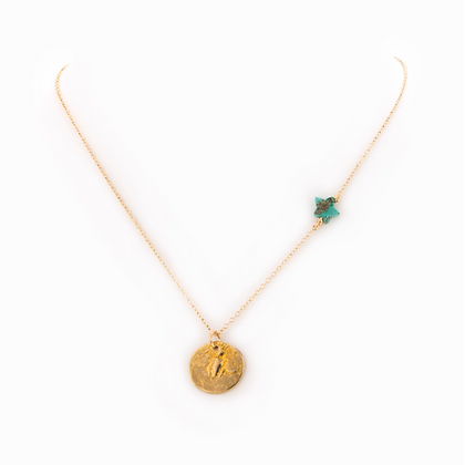 Taylor and Tessier: Cypress Necklace