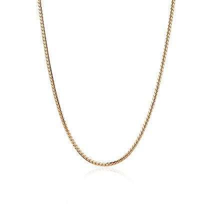 Jenny Bird: Priya Snake Chain Necklace