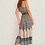 Thumbnail: ba&sh: Teresa |  PRINT MIDI DRESS