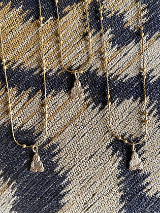 La Vie Parisienne: Buddha Necklace