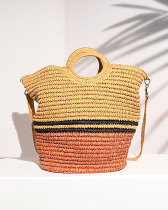 L* Space: Offshore Tote Bag