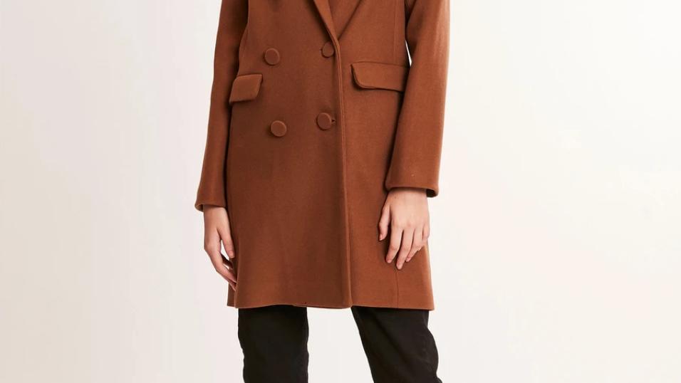 Clapton Coat Coffee