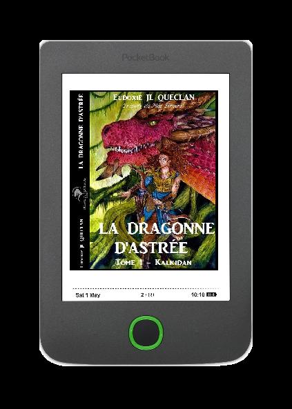 Fichier EPUB KALKIDAN. T1 La Dragonne d'Astrée