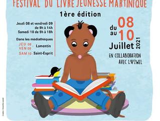 Salon du livre jeunesse de la Martinique