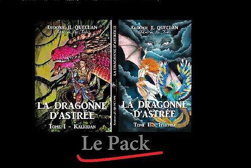 Pack de LA DRAGONNE D'ASTREE