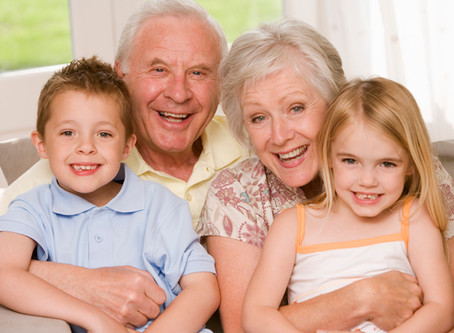 Can Grandparents be granted parental responsibility over biological parents?