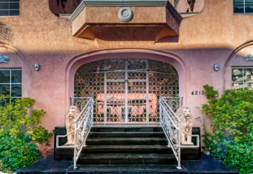Secret Garden Hotel Main Entry