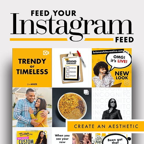 Feed Your Instagram Feed