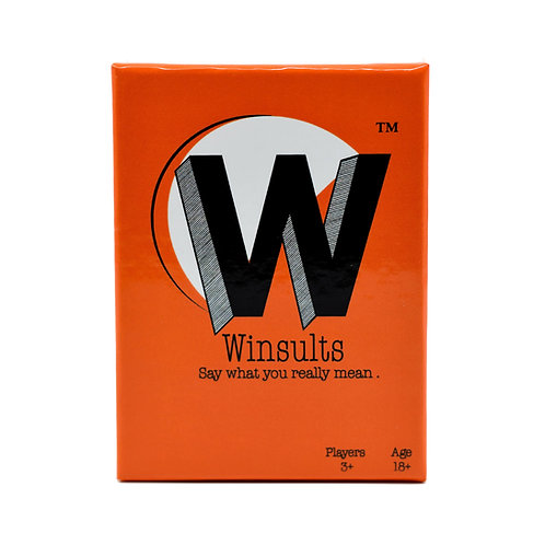 Winsults - 2nd Edition Deck