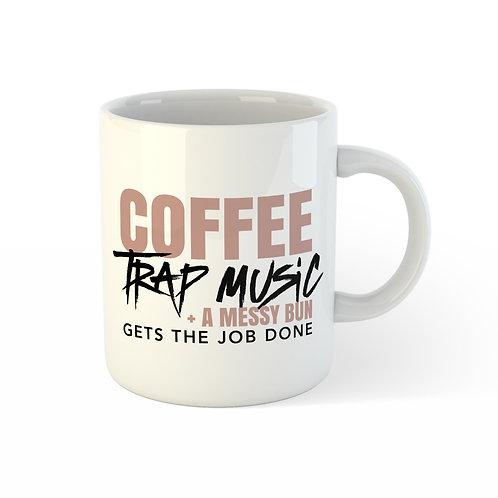 Coffee & Trap Music Mug