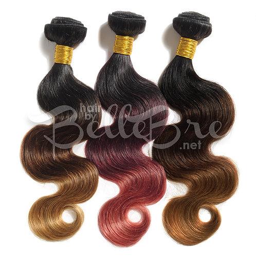 Colored Brazilian Hair Bundle Deals