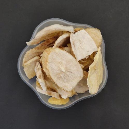 dried tapioca-unakku kappa