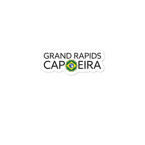 GR Capoeira Stickers
