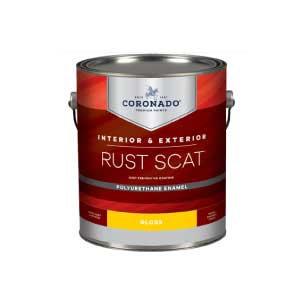 Rust Scat® Polyurethane Enamel