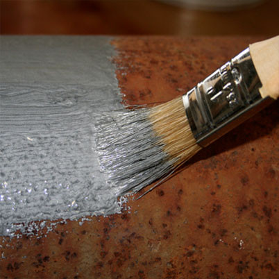 RUST PROTECTIVE PAINTING