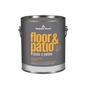 Floor & Patio - Low Sheen Enamel
