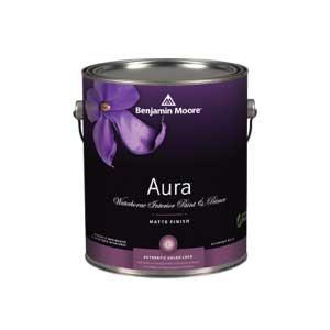 Aura® Waterborne Interior Paint